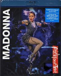 Cover Madonna - Rebel Heart Tour [DVD]